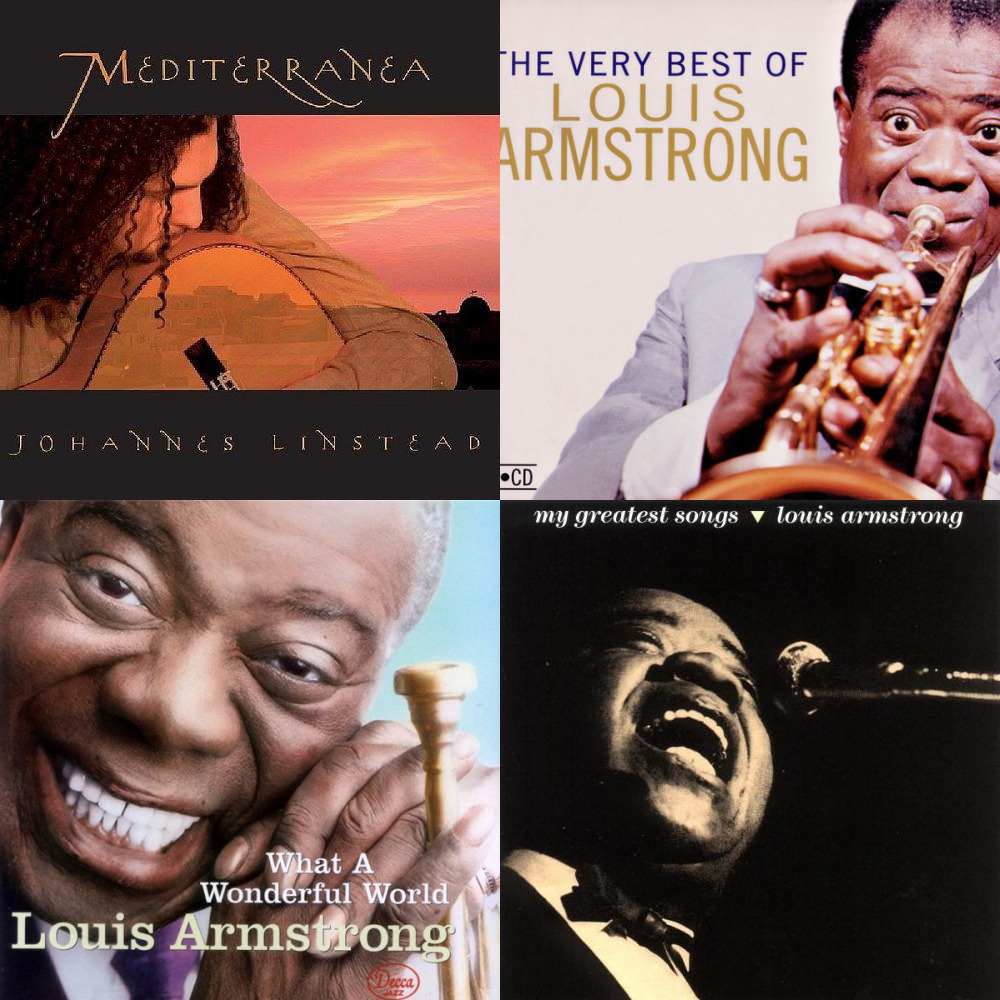 the contribution of louis armstrong in the jazz music Louis armstrong is arguably one of the most famous jazz musicians in american history come check out his musical style and legacy, then test.