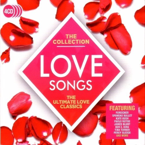 Love Songs: The Collection 4CD (2017)