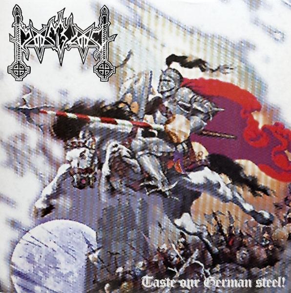 Taste Our German Steel